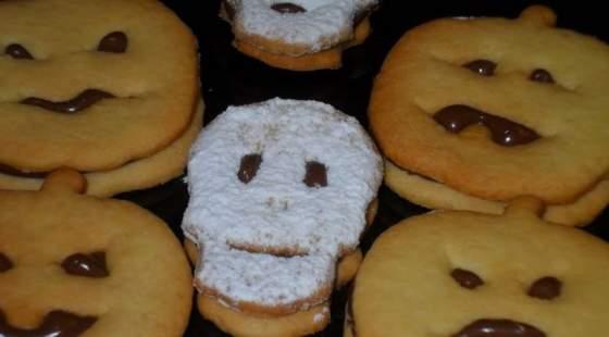 ricette di biscotti paurosi