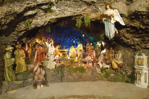 grotta presepe