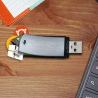 avviare il computer con la chiavetta usb