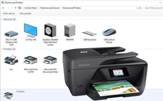 stampante usb