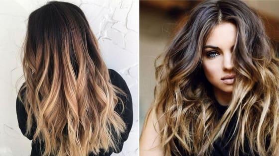 fare lo shatush ai capelli