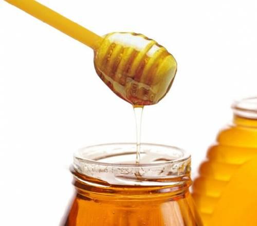 miele sulla maniglia