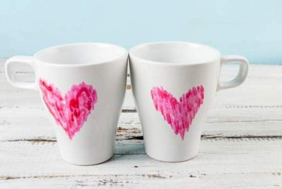 tazza regalo per san valentino