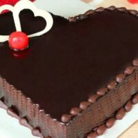 come fare la torta a forma di cuore per san valentino