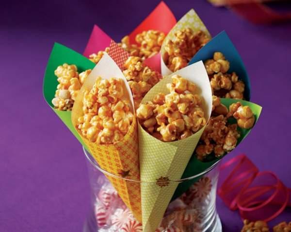 cartoccio di popcorn