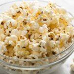 come si fanno i popcorn