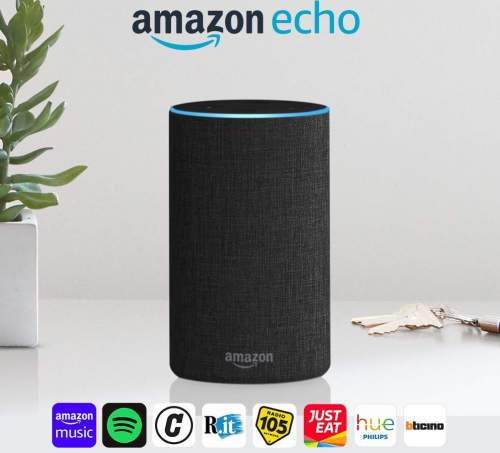 prezzo amazon echo