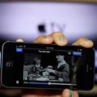 da iphone a tv