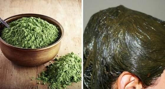 maschera capelli al tè verde