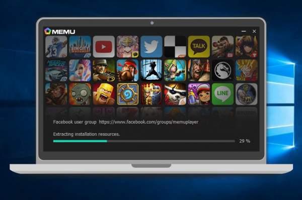 emulatore di android per pc