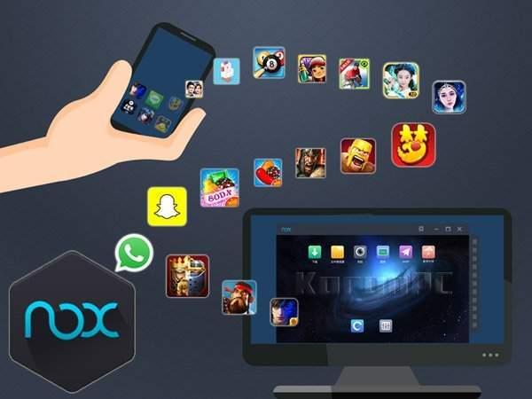 emulatore telefonino noxplayer