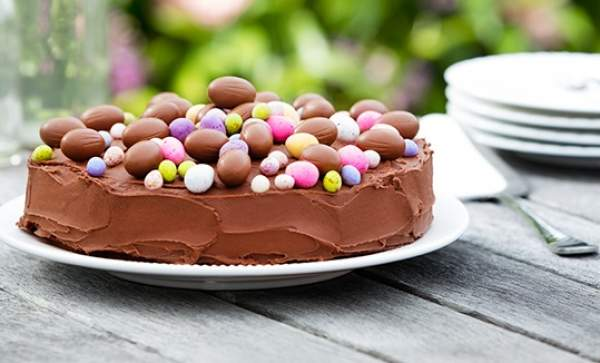 torta senza cottura per pasqua