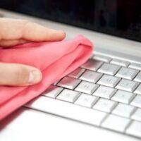 come si fa per pulire la tastiera