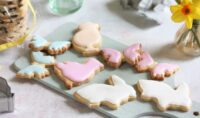 ricetta per fare i biscotti glassati