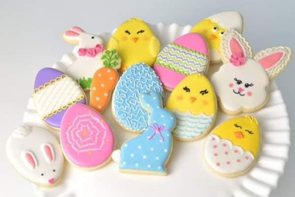 ricetta di biscotti per pasqua