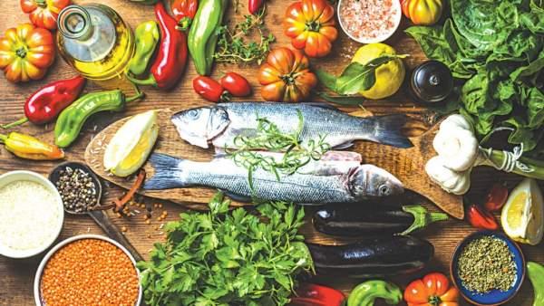 dieta e pelle