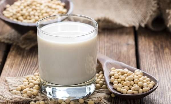 fare il latte di soia