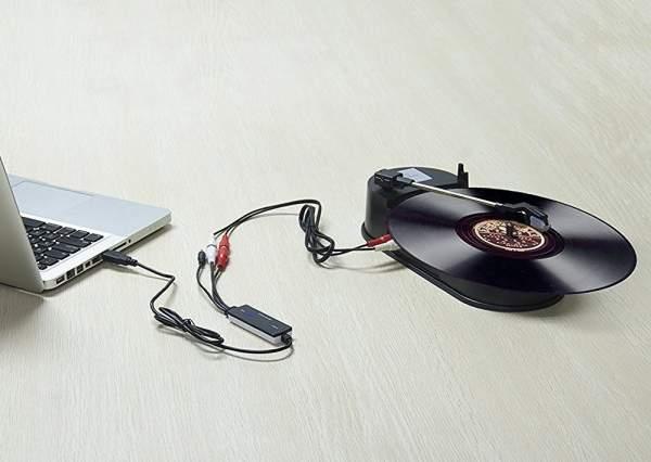 scheda di acquisizione audio mp3