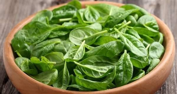 spinaci e cistite
