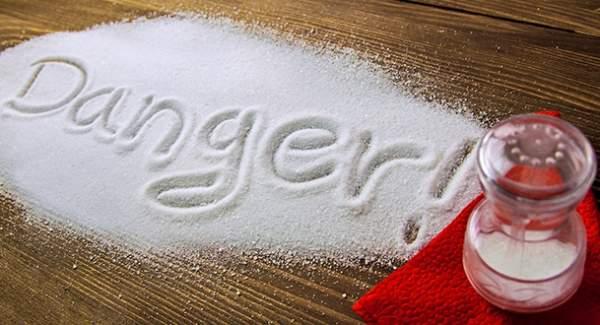 il sale fa male