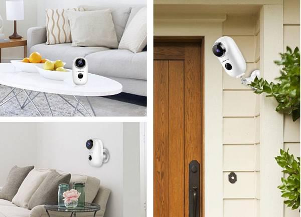videocamera di sorveglianza economica
