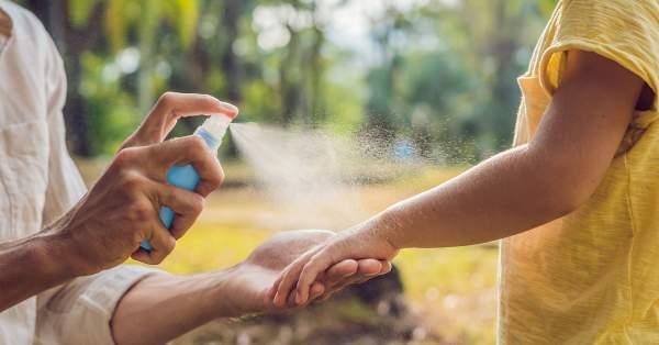 repellenti naturali per le zanzare
