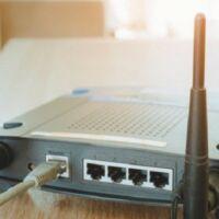come resettare il router
