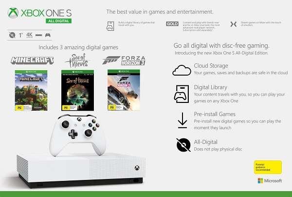 giochi digitali xbox one