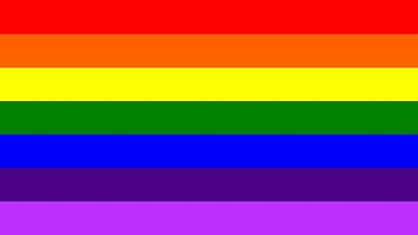 i colori di un arcobaleno