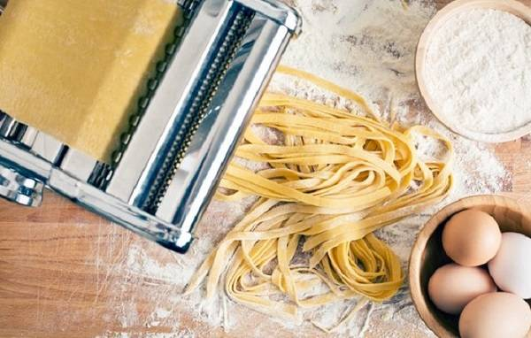 ingredienti per la pasta