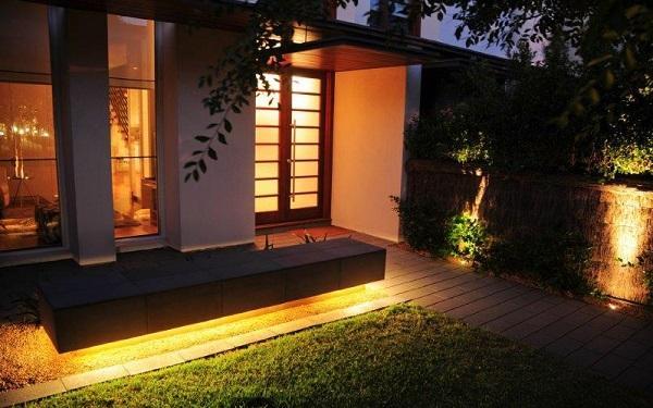 illuminare casa con luci a led