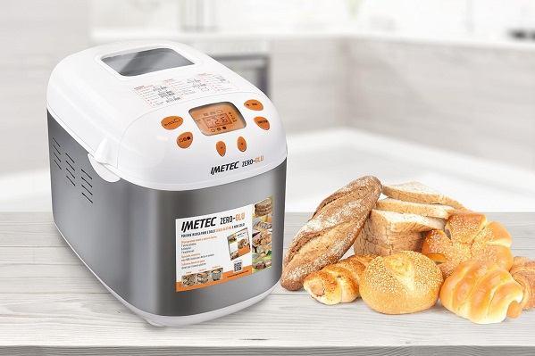 usare la macchina del pane