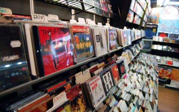 comprare cd musicali
