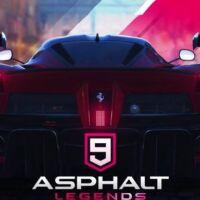 scaricare asphalt 9 gratis