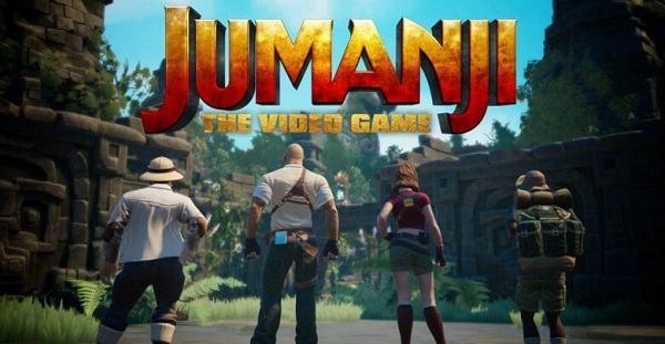 videogioco di jumanji