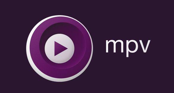 riproduttore video mpv