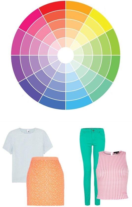 abbinare i vestiti