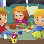 giochi da fare con i bambini dentro casa