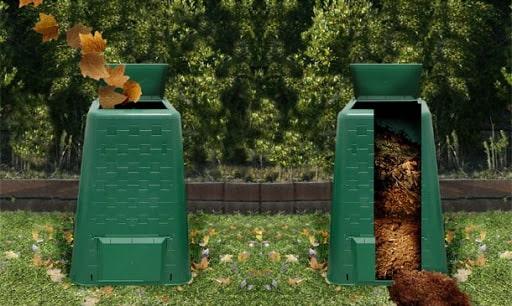 compostiera per fertilizzante