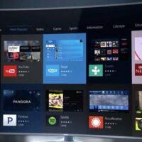 scaricare app su tv samsung