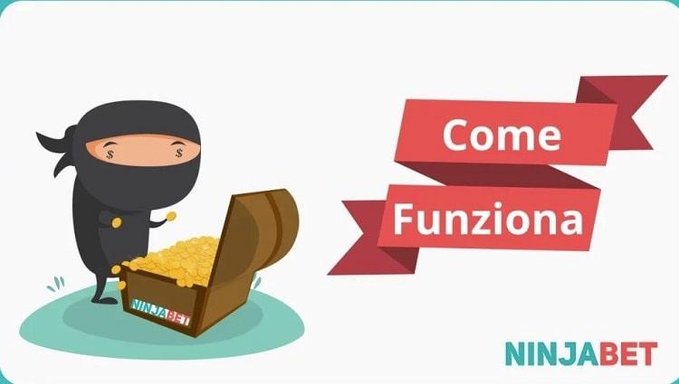 registrazione a ninjabet