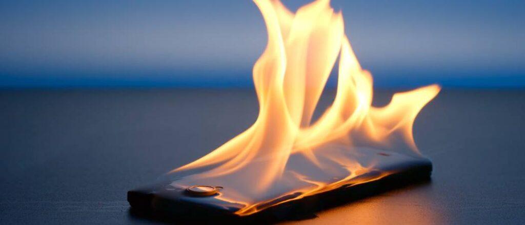 smartphone troppo caldo