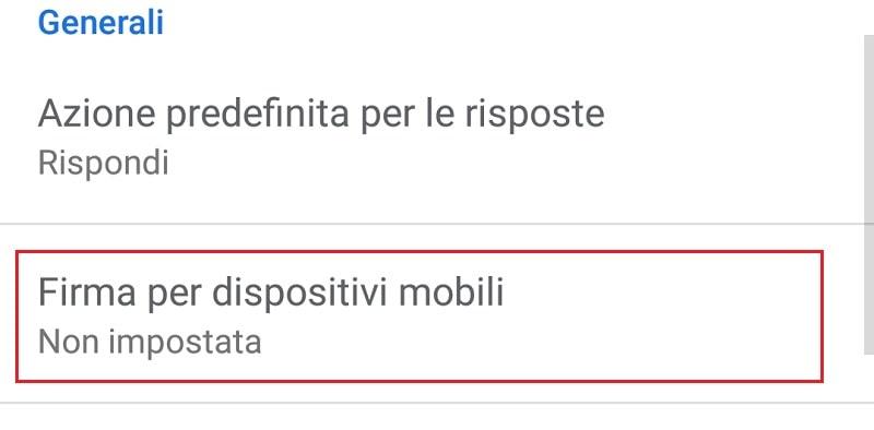 firma per dispositivi mobili