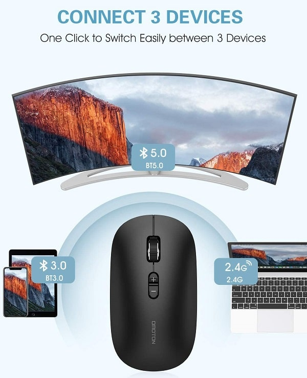 collegare un mouse al tablet