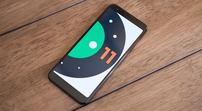 aggiornamento android 11