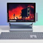 trasformare tablet in laptop