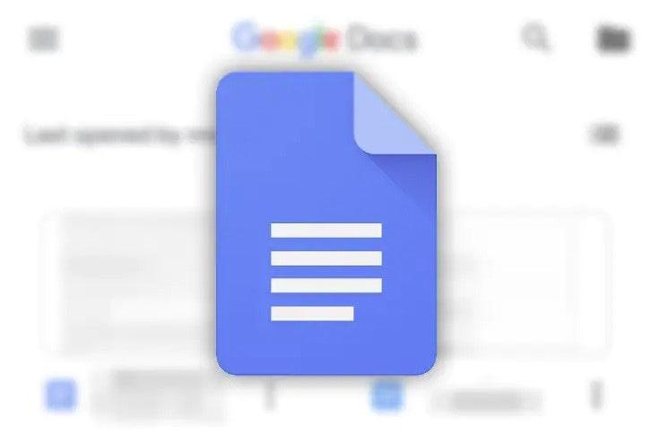 Attivare Tema oscuro per le App e Documenti di Google