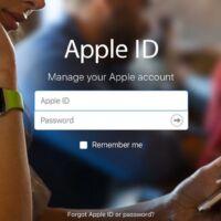 cambiare id apple