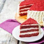 ricetta torta red velvet san valentino