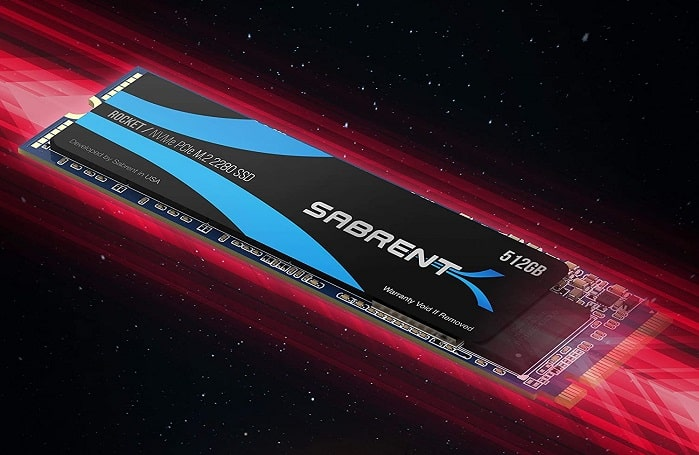pc gaming ssd